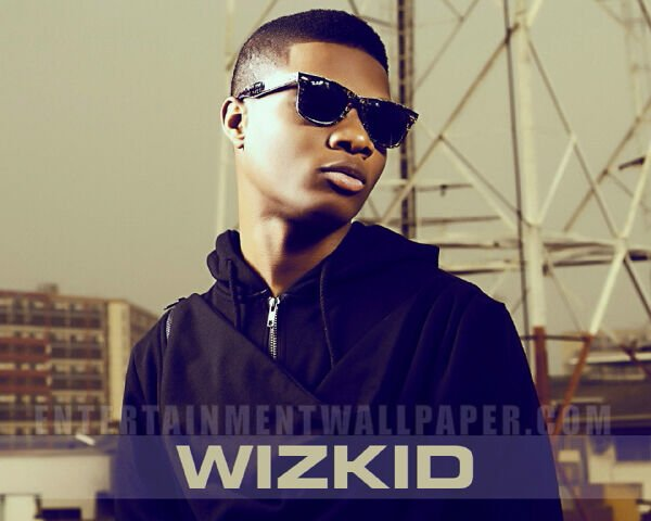 wizkid on top your matter
